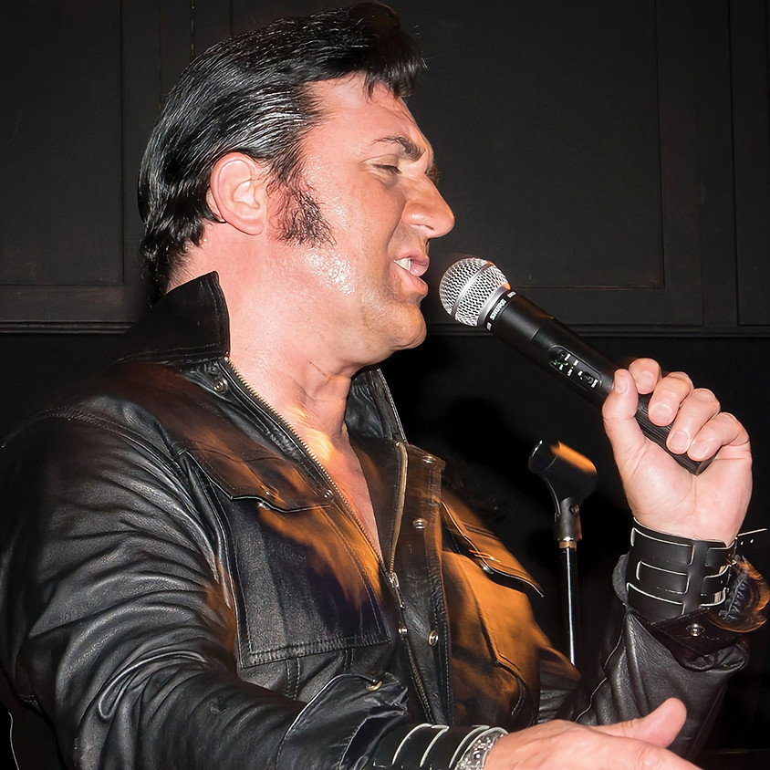 Andy Ottley as Elvis