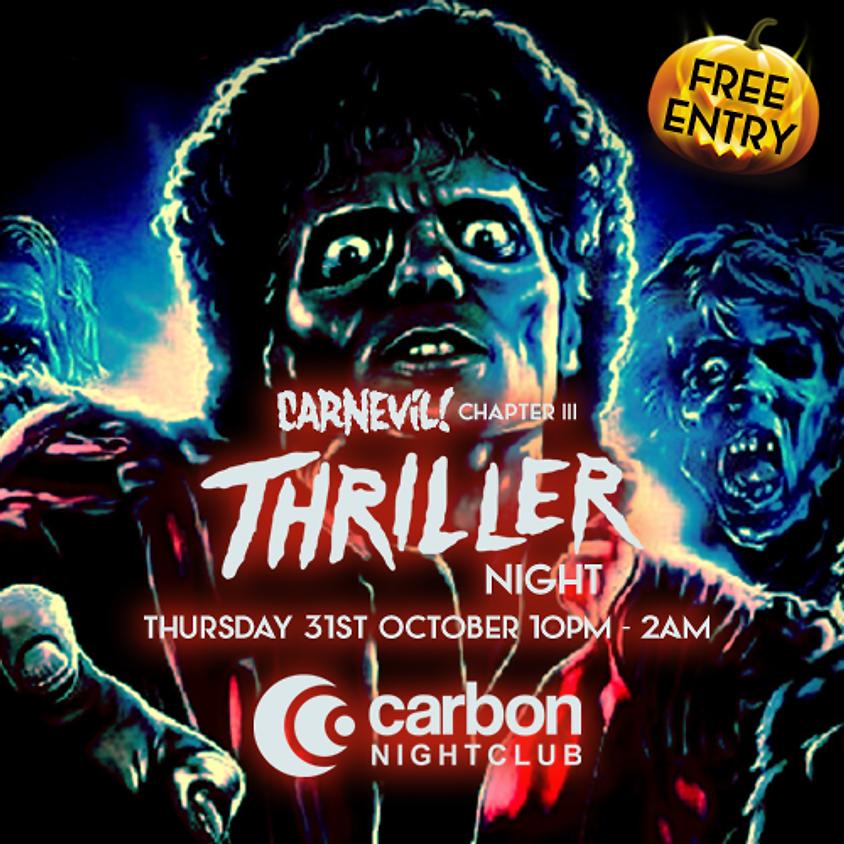 CarnEvil Chapter 3 - Halloween Night: Thriller!