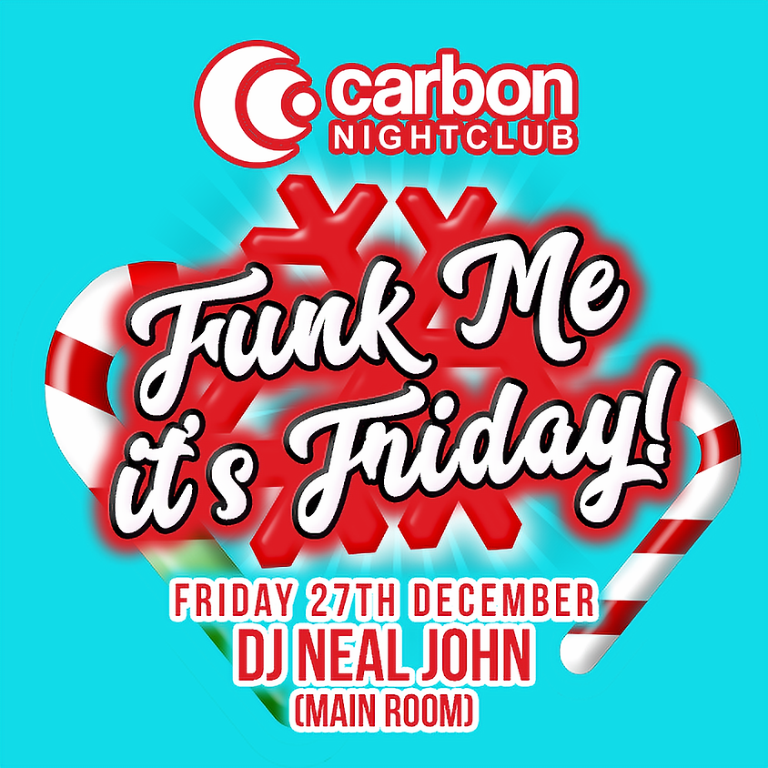 Funk Me it's Friday!