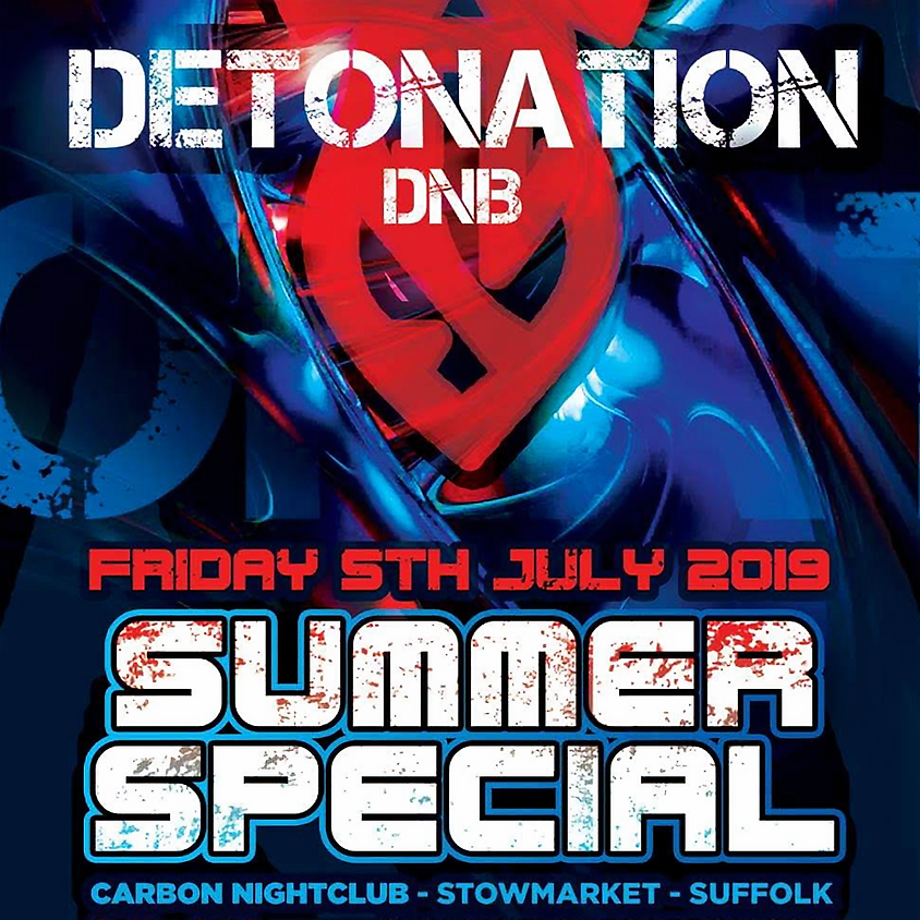 Detonation DnB: Part 2