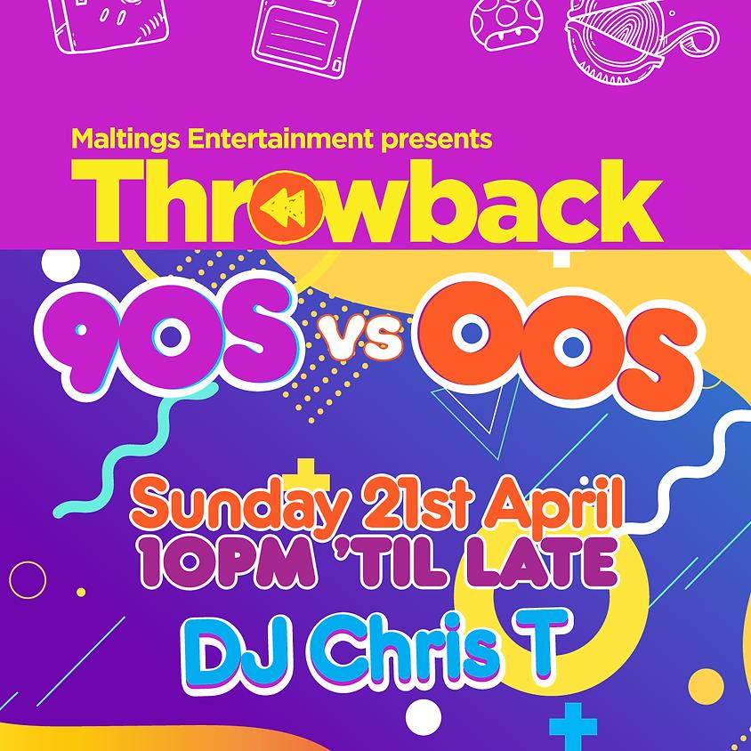 Throwback 90s vs 00s
