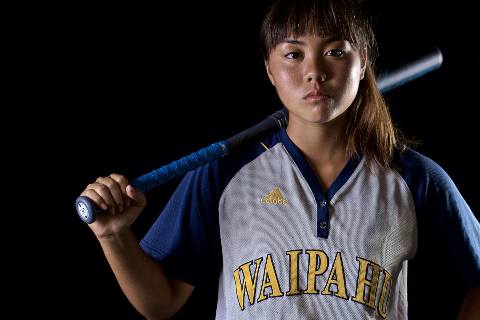 Taylor Fukunaga: Baseball