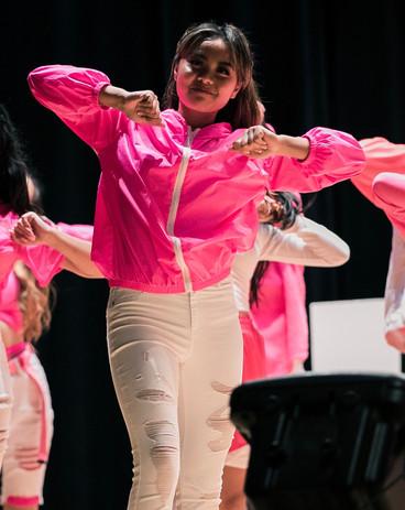 Taylor Fukunaga: Dance