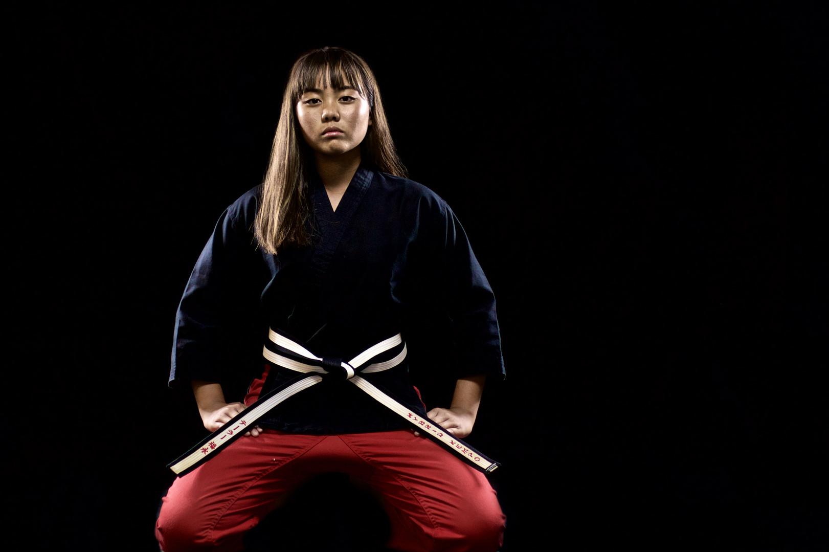 Karate: Taylor Fukunaga