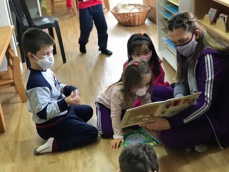 Pilar Montessori – Adulto Preparado