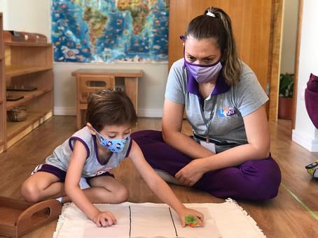 O que significa escolher uma Educação Montessoriana