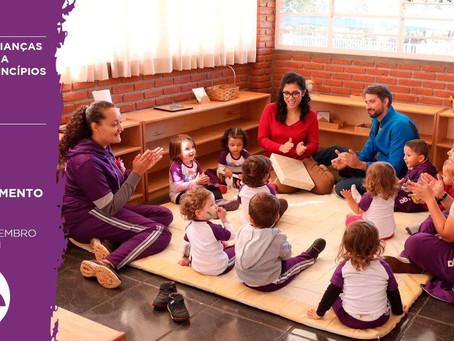 Workshop Educando Crianças com Disciplina Positiva e Princípios Montessori