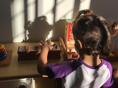 Por que as crianças fazem o que fazem?