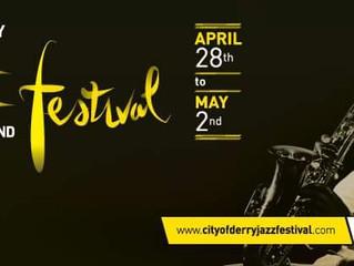 SKA BEATS PLAY 15TH CITY OF DERRY JAZZ & BIG BAND FESTIVAL!