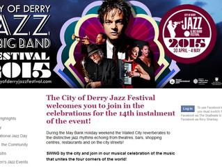 SKA BEATS RETURN TO IRELAND FOR RENOWNED JAZZ & BIG BAND FESTIVAL 2015