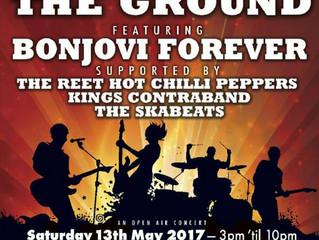 SKA BEATS PLAY RCK THE GROUND FESTIVAL! 13th MAY