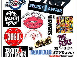 SKA BEATS PLAY STONE VALLEY FESTIVAL! 23rd-24th JUNE
