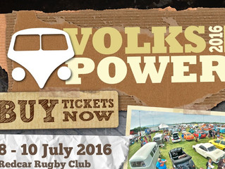 THE SKA BEATS RETURN TO VOLKSPOWER 8TH JULY