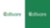 Coltivare Logotype Color Variations white and green background