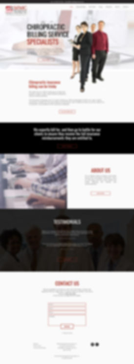 MMC Management Associates, Inc Website Design