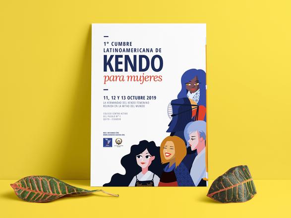 Diseño de Poster para Cumbre Latinoamericana