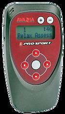 Avazzia Pro Sport device