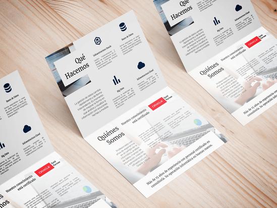 Brochure Design (Inside)