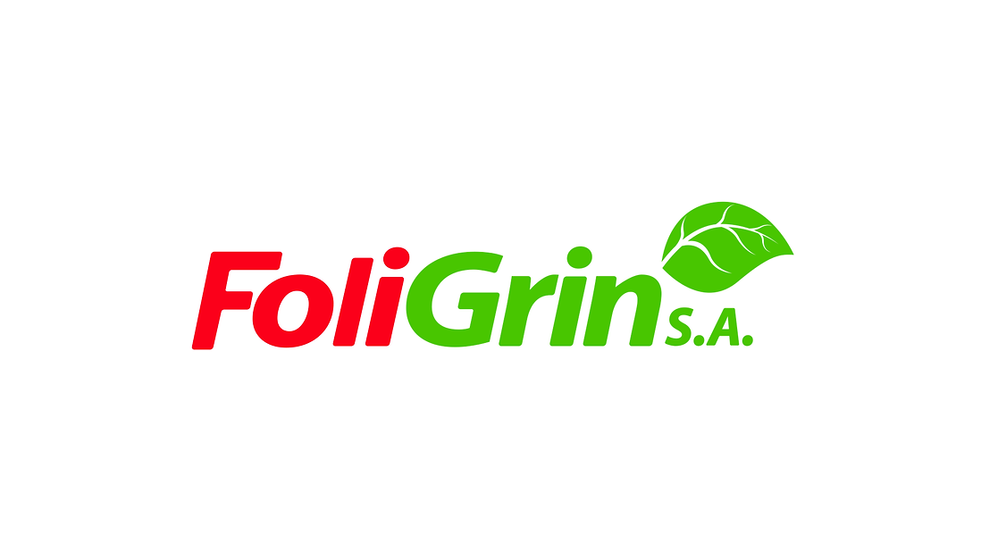 Foligrin S.A. Logotype Redesign