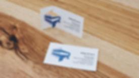 Eddy Rivera very creative business card design