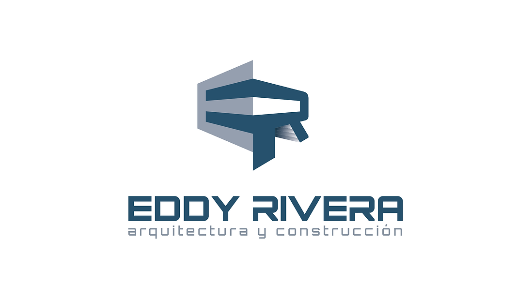 Eddy Rivera Logotype Design