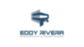 Eddy Rivera Logotype Design