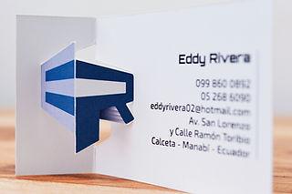 Eddy Rivera, Architecture and Construction