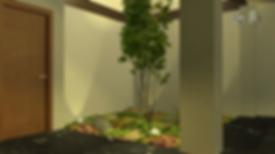 Eddy Rivera Virtual Tour Still Lobby and interior garden