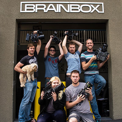 Picture of BrainBox Cameras Team at Los Angeles
