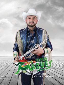 "Trompeta -  Juan Carlos ""Jhony"" Cama"