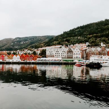 NORWAY: BERGEN TO EIDFJORD ›