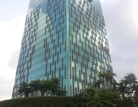 GGT Headquarters Building, Indonesia