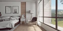 Render Interior Skp + Vray + Ps