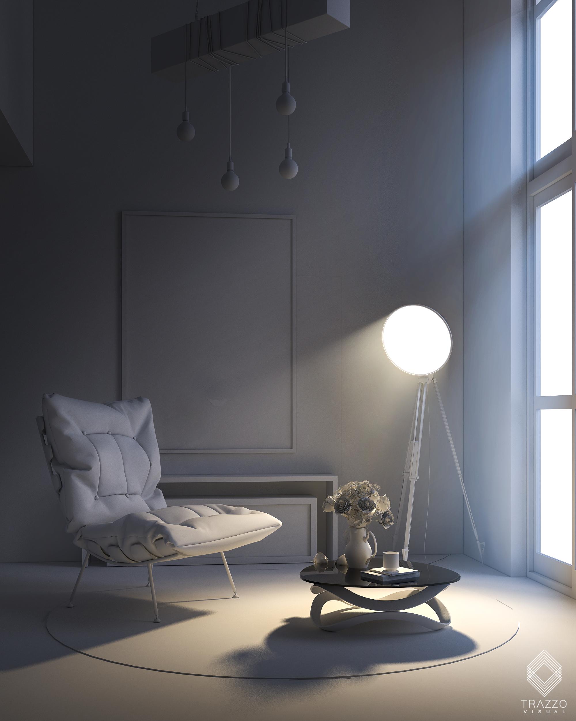 Prueba Iluminacion Skp + Vray