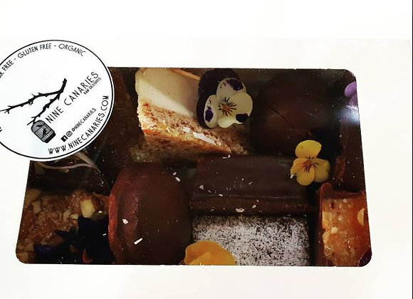 Gift Box - Mixed tray of raw desserts