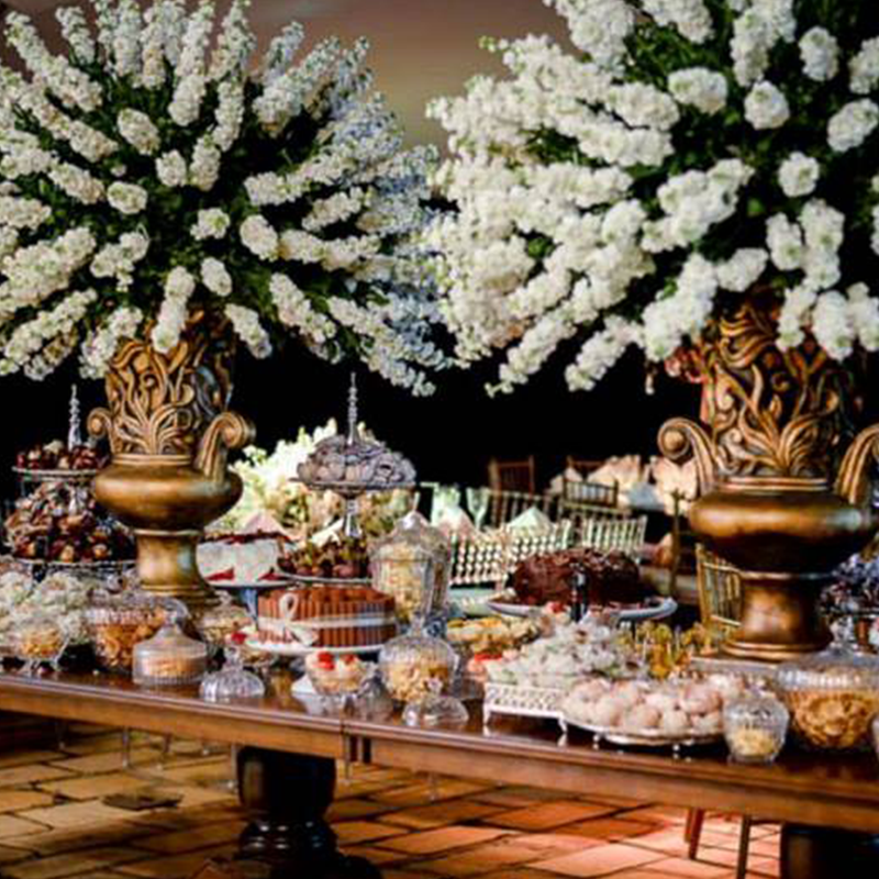 mesa classica imbuia