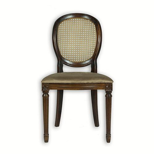 Cadeira medalhão telinha