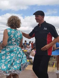 Dancing with Declan