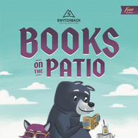 Books on the Patio