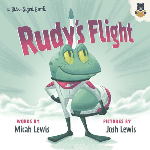 Rudy's Flight book