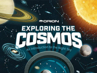 Exploring The Cosmos Book