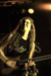 Robert Rodrigo on tour