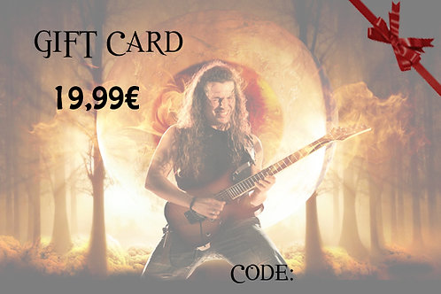Gift Card 19.99€