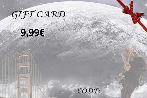 Gift Card 9.99€