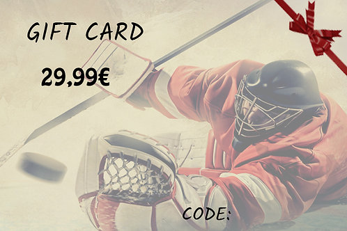 Gift Card 29.99€