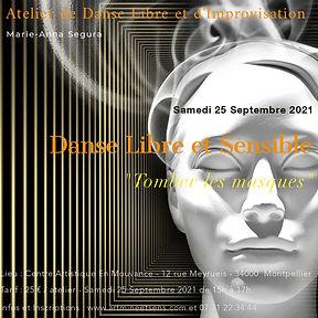 Danse-Thérapie / Danse Libre et Sensible