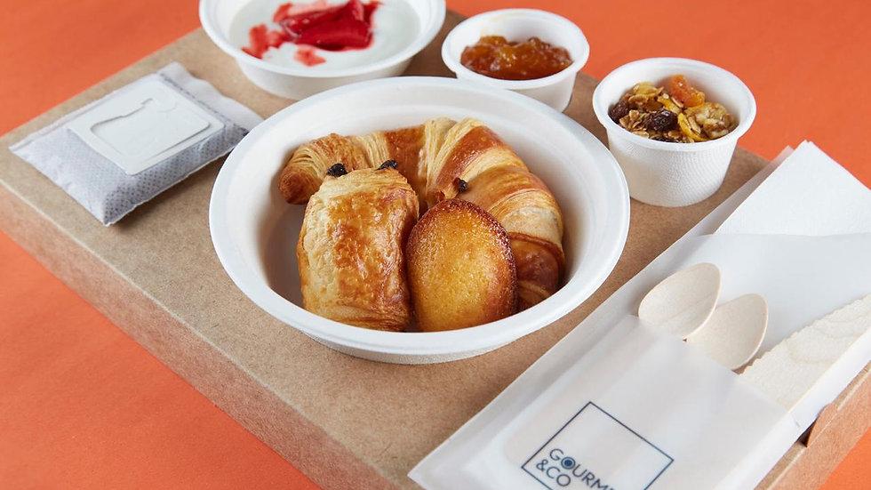 Bandeja Gourmet - Café da Manhã