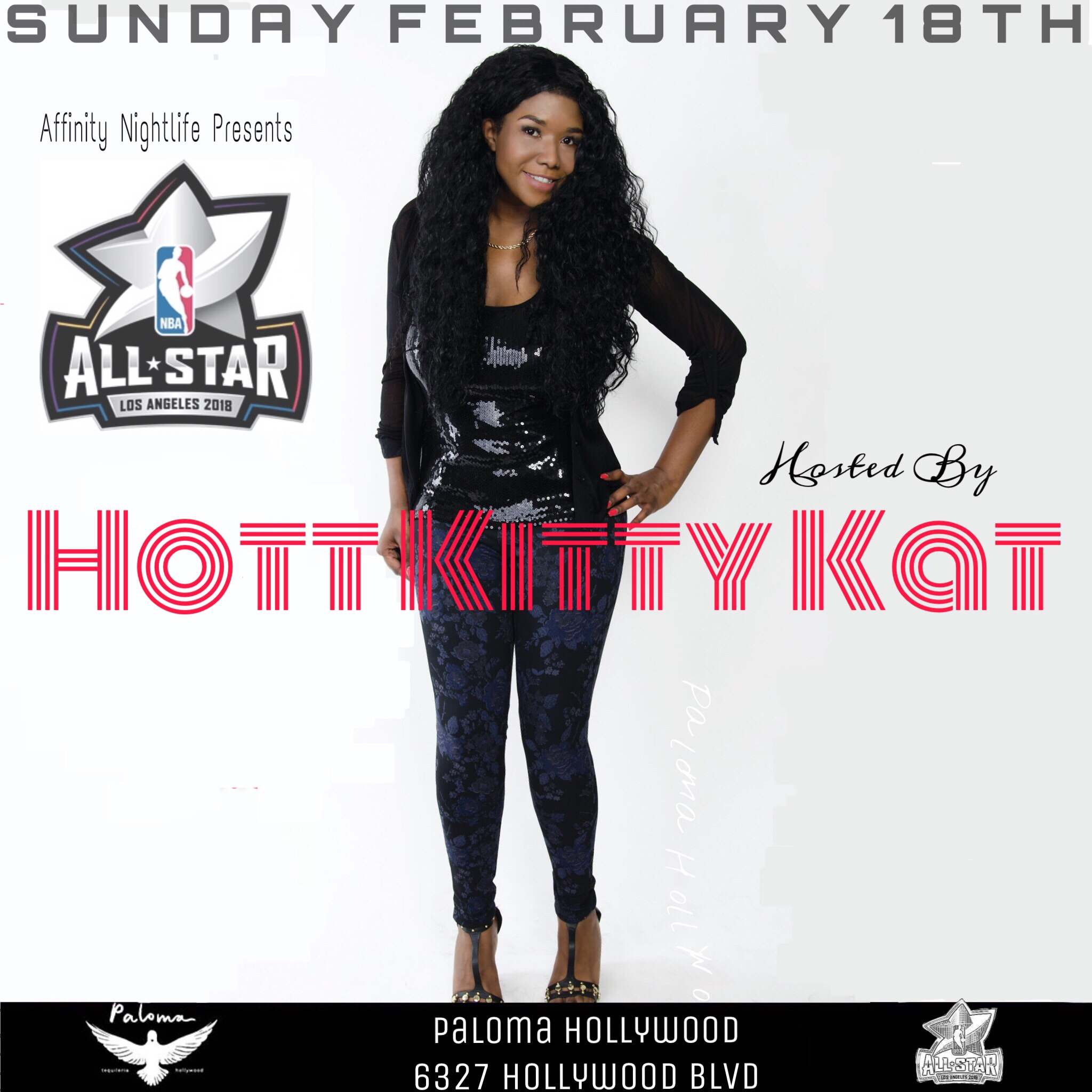Allstar Event By our Staff Hott Kitt