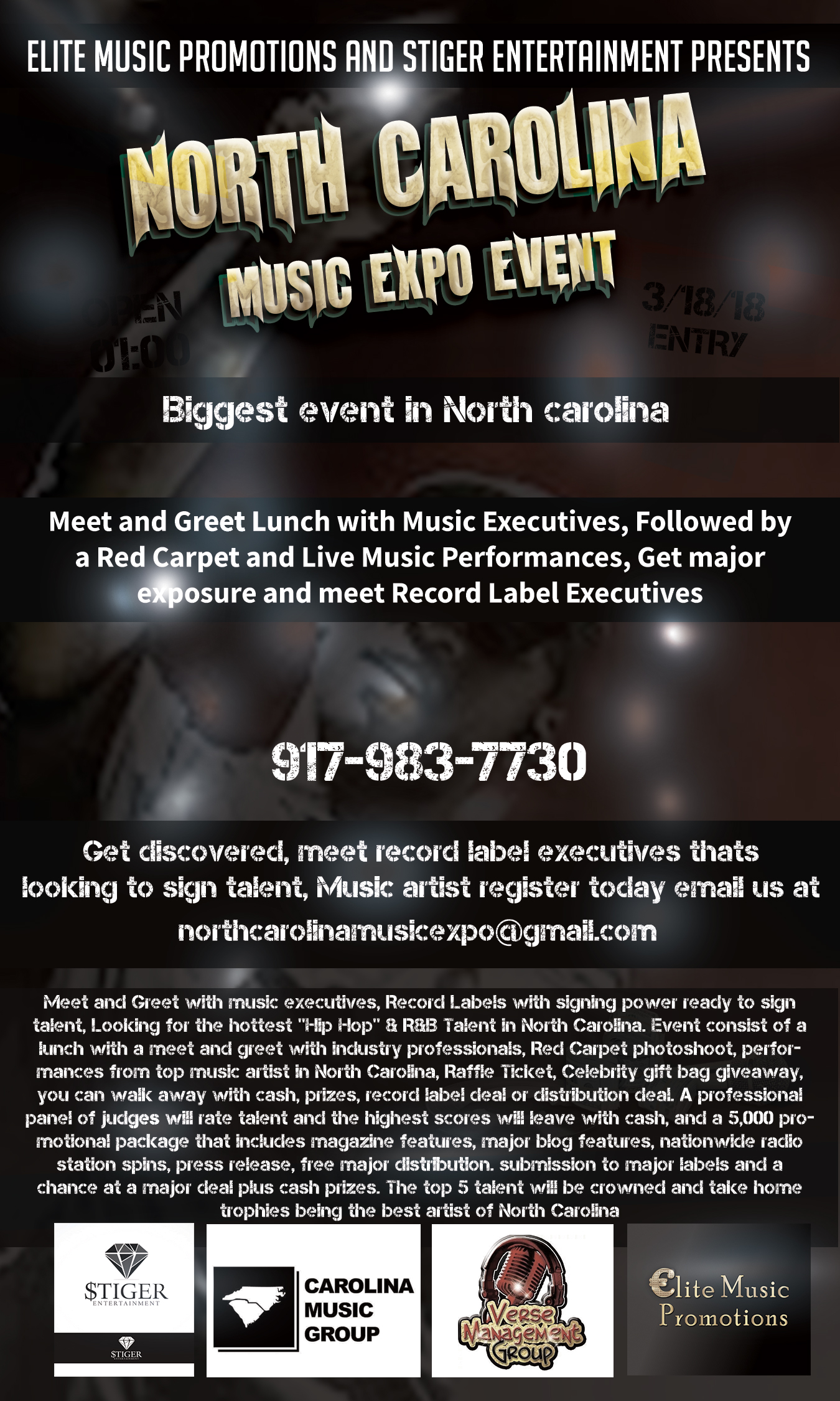 North Carolina Music Expo