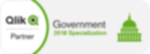Qlik partner Government specialization